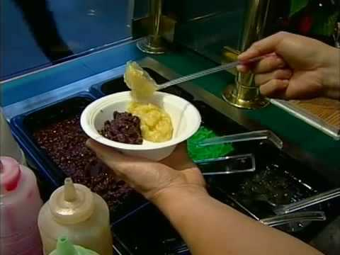 Chendol and Ice Kachang - SPICY STEVE