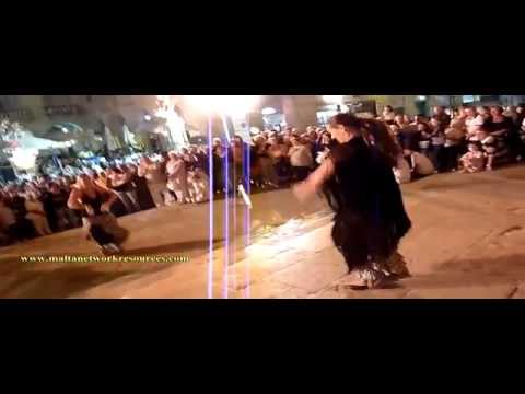 Alegria Dance Company - Flamenco at Notte Bianca 2009 (HD) - 2