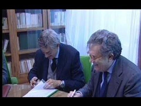 Napoli - Accordo per lo sviluppo delle biotecnologie