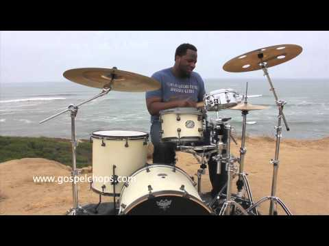 "Tim ""Figg"" Newton Finds Drum Inspiration on Sunset Cliffs!"