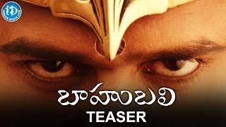 Movie Baahubali Teaser
