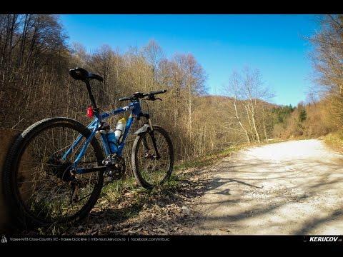 VIDEOCLIP Traseu MTB Pietrosita - Dealu Frumos - Runcu - Manastirea Runcu - Piatra - Badeni - Fieni