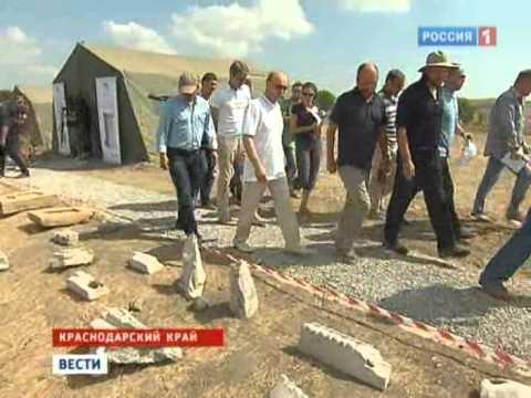 Путин с арфой