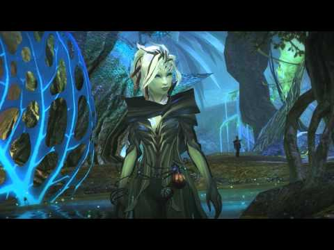 Guild Wars 2 - The Home Soil of The Sylvari