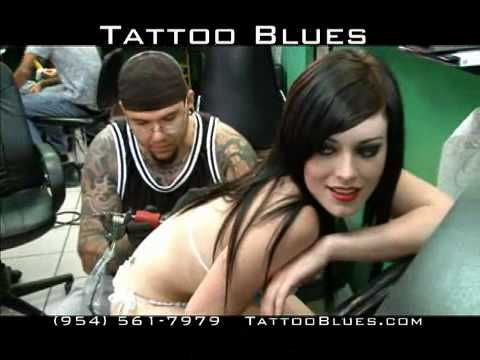 Tattoo Blues 30 Second Commercial