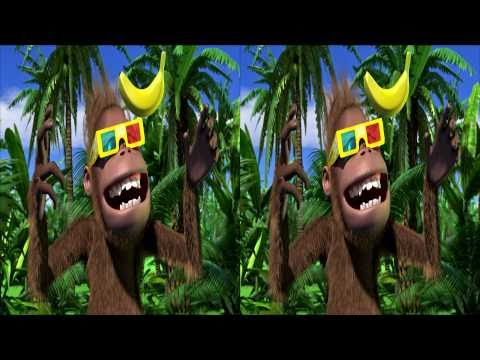 Chicobanana - Stereoscopic 3D Adventure - Full HD