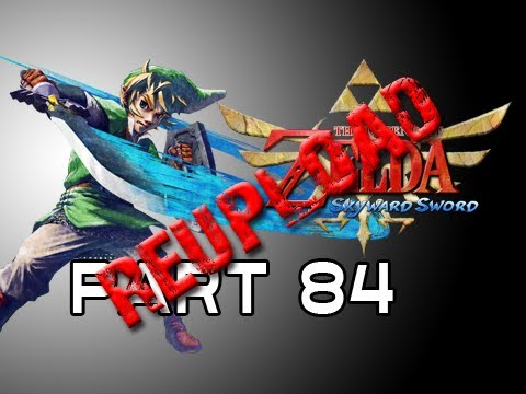 Legend of Zelda Skyward Sword - Walkthrough Part 84 Cawlin's Love Letter & Fledge's Workout