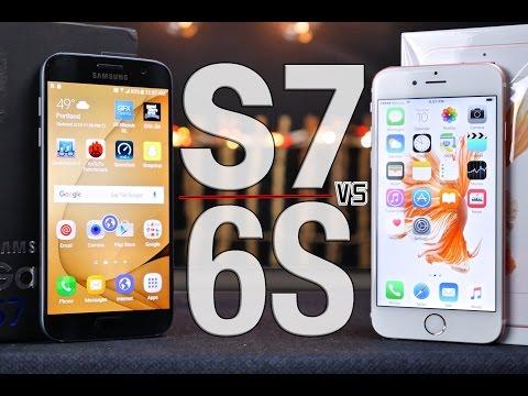 """""""iPhone"""", """"Samsung"""" хоёрын харьцуулалт"""