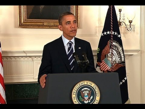 President Obama Speaks on Preparing for Tropical Storm Isaac