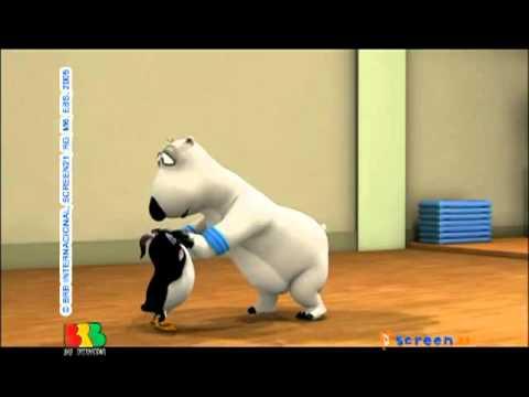 Bernard The Funny Bear - Aerobics