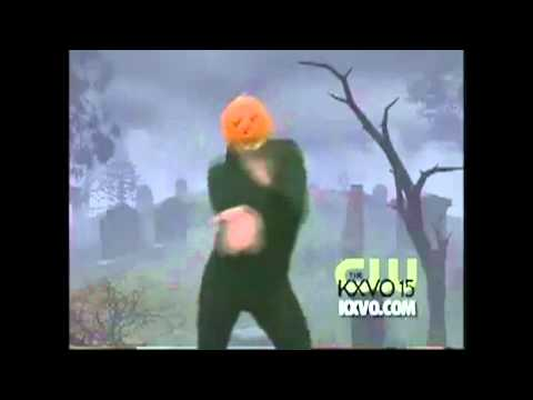 The Pumpkin Dance