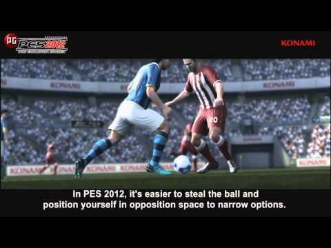 PES 2012 Видео анонс. (Русская озвучка)