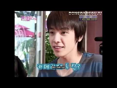 Donghae's moments~(Suju Full House)