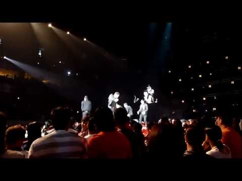 "New Kids on the Block: ""Summertime Remix"" - NKOTBSB In Manila 2012"