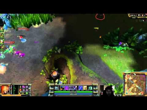 TSM vs Curse IEM Kiev Qualifiers Game 1 (Regi PoV 03-12-11)