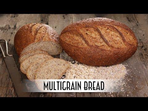 Multigrain Bread | Straight Dough Method