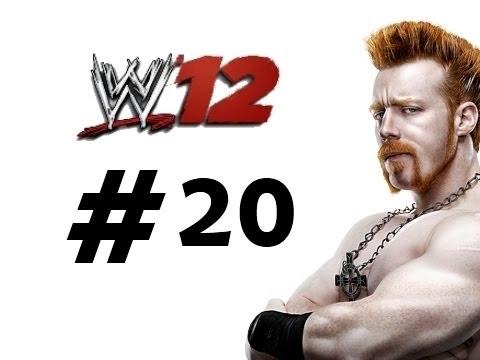 Road to Wrestlemania! WWE 12 - W/ Sheamus Part 20 - ROYAL RUMBLE