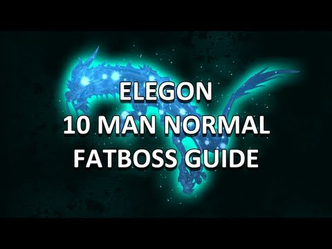 Elegon 10 Man Normal Mogu'shan Vaults Guide - FATBOSS