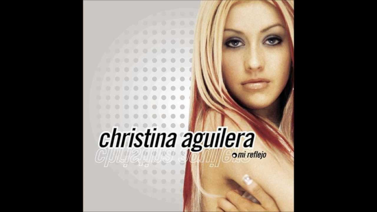 genie in a bottle christina: