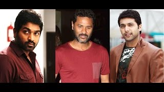 Watch Jayam Ravi and Vijay Sethupathi together in Prabhu Deva's New Film Red Pix tv Kollywood News 04/Jul/2015 online
