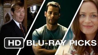 Blu-Ray Picks - August 7, 2012 HD