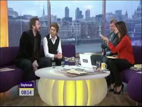 "Duran Duran Daybreak Interview ""All you need is now"" (31/01/2011)"