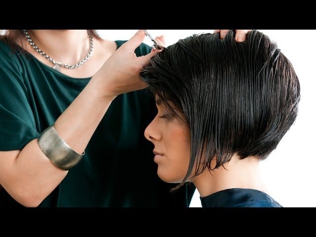 A Line Bob Styling Tips | Short Hair Tutorial for Women