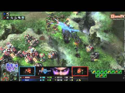SC2 | ROG Jaedong vs INnovation Bo 5 Set 2