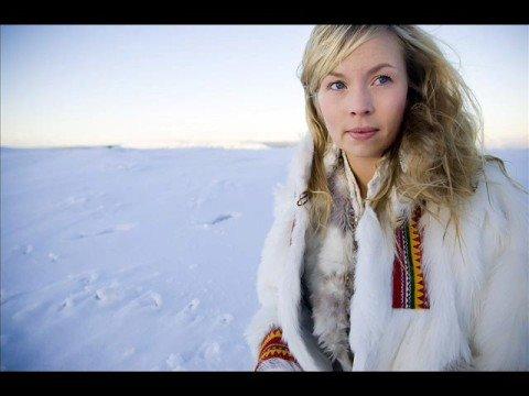 Sami singer Sofia Jannok Liekkas