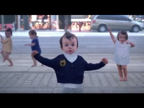 16 COMMERCIALS DANCING THEIR WAY INTO YOUR HEARTS