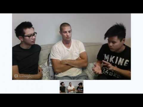 DS2DIO GOOGLE HANGOUT w/ Madd Chadd, Paul Dateh & Hieu Ho