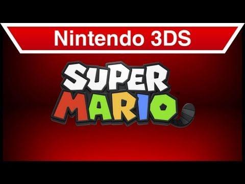 Nintendo 3DS - Mario Kart 3DS E3 Trailer