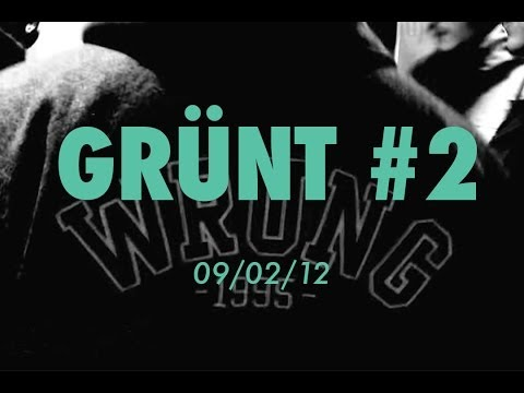 Grünt #2 Feat. Areno Jaz, Lomepal, La Mannschaft, Doums, Framal