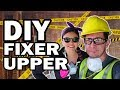 We Bought a 100 Year Old Fixer Upper - Man Vs House Ep.1