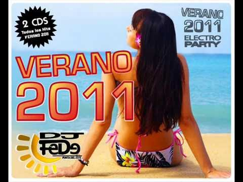 DJ Federico Croccano - latin House 2011 Summer set