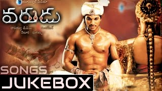 Varudu Movie Songs Jukebox