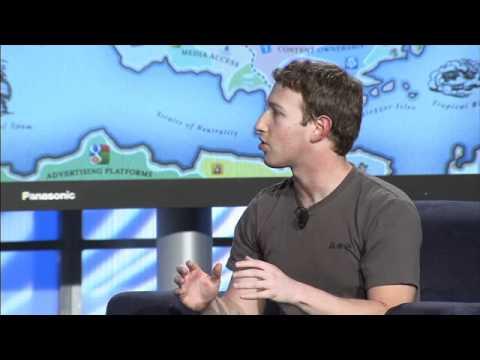 Web 2.0 Summit 2010:  Mark Zuckerberg, A Conversation with Mark Zuckerberg