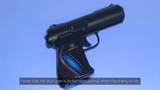 Stun gun AIR «M-140» (manuf. P). The instruction for use.
