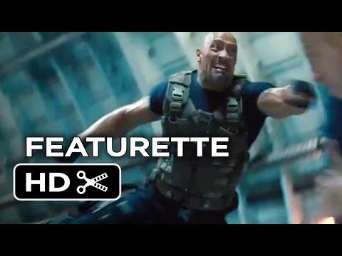 Furious 7 Restrospective - Best Fights (2015) - Dwayne Johnson, Vin Diesel Movie HD