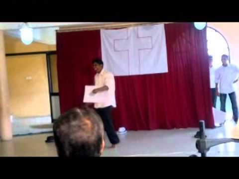 Tamil Christian Easter Youth Dance 2011