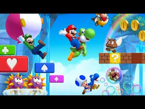 New Super Mario Bros. U Traverses The Wii U Platform (Interview) - PAX Prime 2012