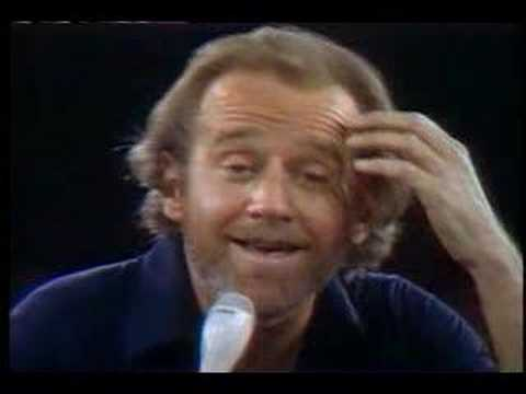George Carlin -The Hippy Dippy Weatherman-
