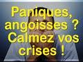 EFT Tapping en français contre l'anxiété et les angoisses