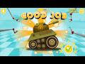 Фрагмент с средины видео - Мультики для детей про Машинки. Машинковый завод. Мультик про Полицейску Машину, Танк и Монстр Трак