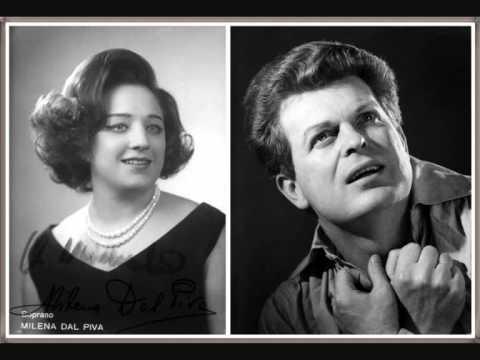 """PETER GLOSSOP  &  MILENA DAL PIVA  -  Rigoletto """"Figlia... Mio padre""""  (Live)"""