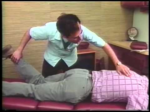 C.U.T.T.-Chiropractic Upper Thoracic Technique Preview