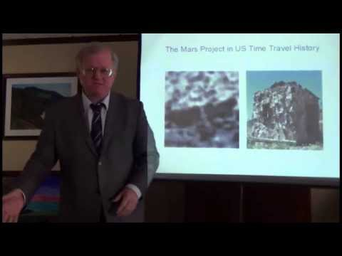 Andrew D. Basiago - 2 & 3 Nov. 2013 - Project Pegasus & The Mars Project