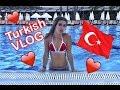 ☪ TURKISH VLOG / ТУРЦИЯ / Отдых / Полина Гагарина ☪