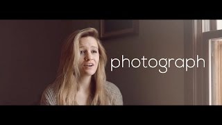 Photograph - Ed Sheeran (cover with Fast Forward Music)