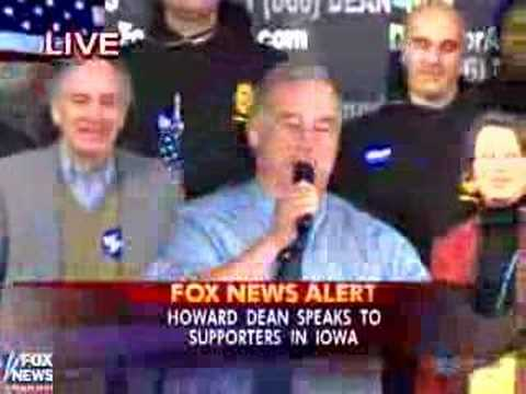 Howard Dean-s Scream